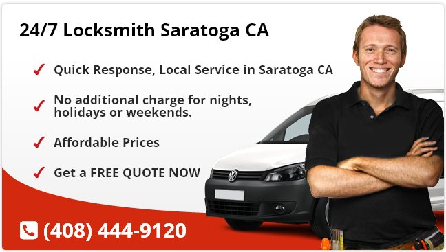 Saratoga CA Locksmith
